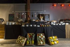 Antipasto Food Station