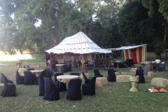 morrocan tents