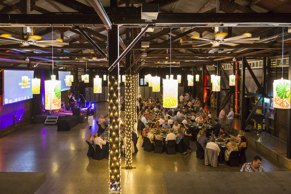 WFG Conference Gala Awards Dinner - Cairns Cruise Liner Terminal, 11 Aug 2018.