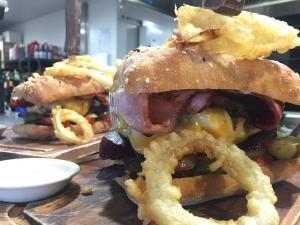 Ultimate Aussie Burger