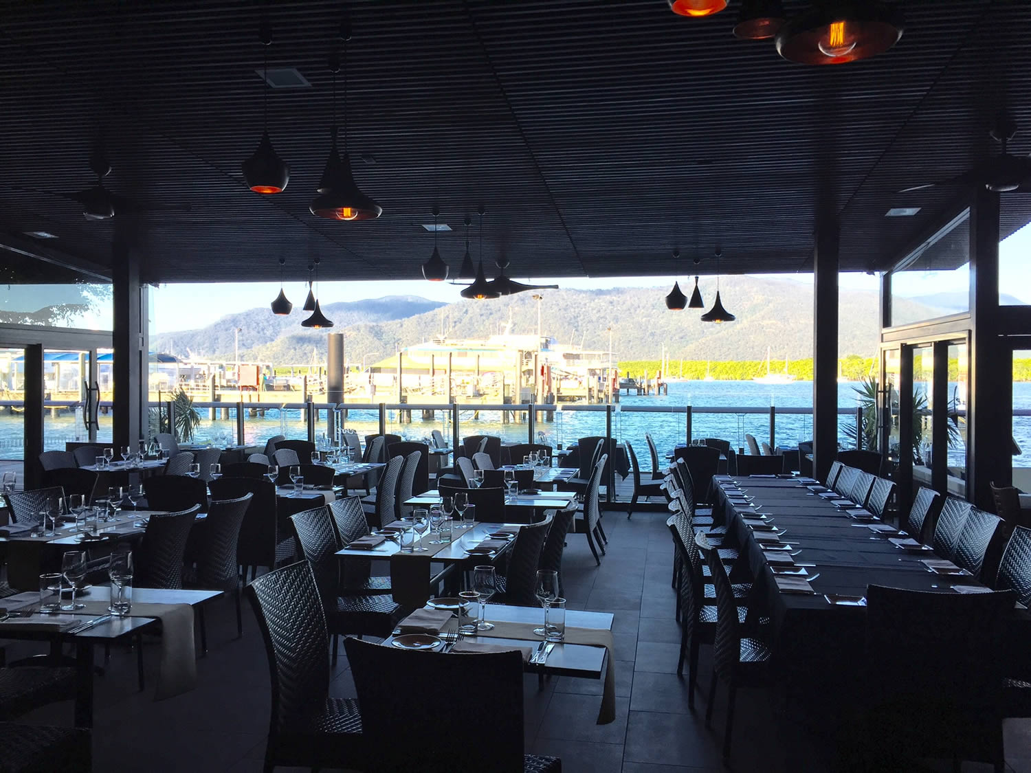 Ochre Restaurant at Harbour Lights