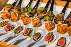 canape-at-botanic-gardens