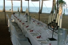 wedding-tablesea-view