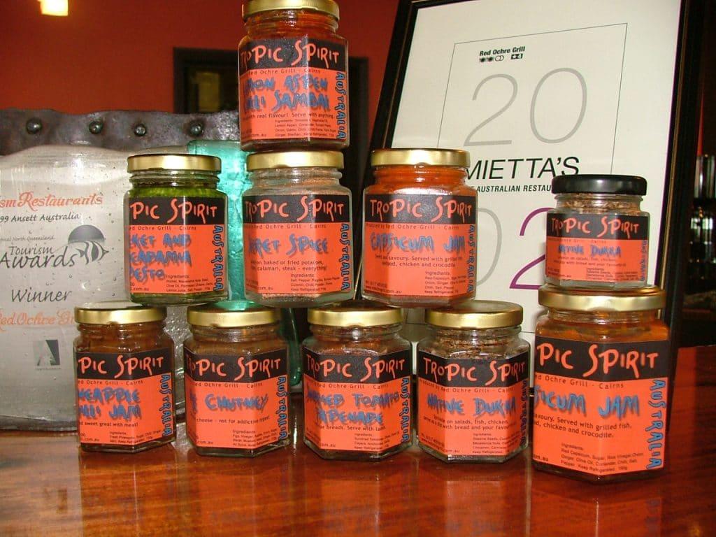 tropic spirit produce