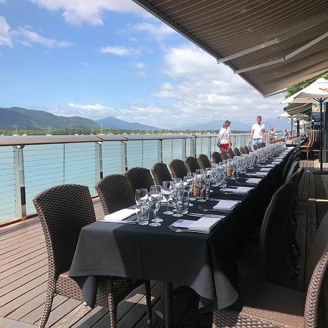 Ochre Restaurant and Catering | Cairns Restaurants